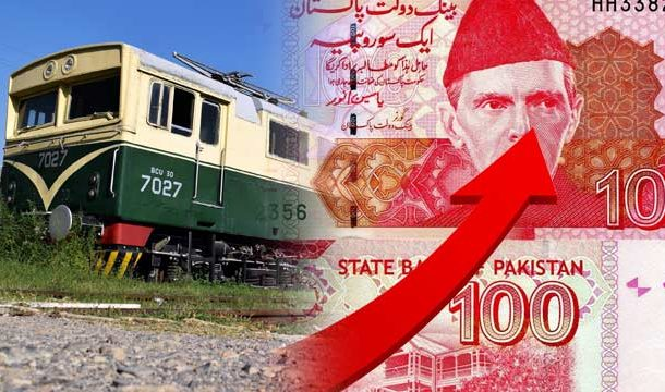 Railway Fare Increase by 19 Percent