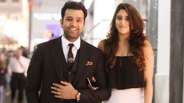 Rohit Sharma, Wife Ritika Sajdeh Blessed With Baby Girl