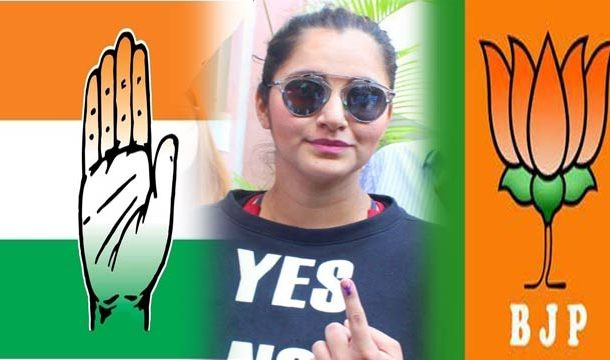 Indian Tennis Star Sania Mirza Cast in Telangana Assembly Elections