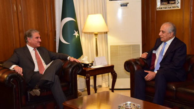 Pakistan Assures US of Support In Afghan Peace