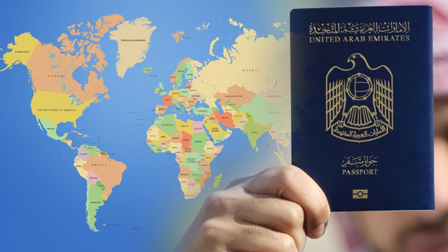 UAE Passport is 21st Most Powerful Passport in the World