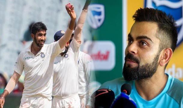 Bumrah's Performance is a Scary Sign for International Batsman: Kohli