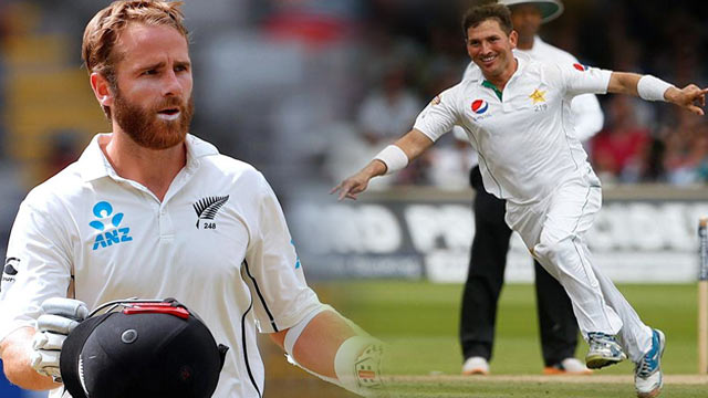 Yasir Shah is an Outstanding Performer: Kane Williamson