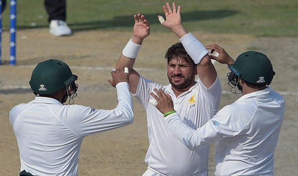 Yasir Shah Continues to Shine Against New Zealand