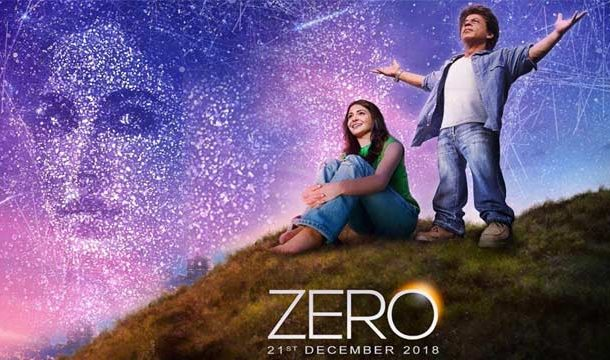 Much Awaited Movie 'Zero' Released