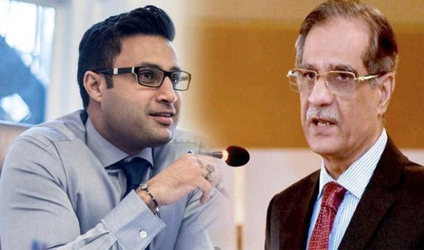 CJP Wants to Review Zulfi Bukhari's Appointment