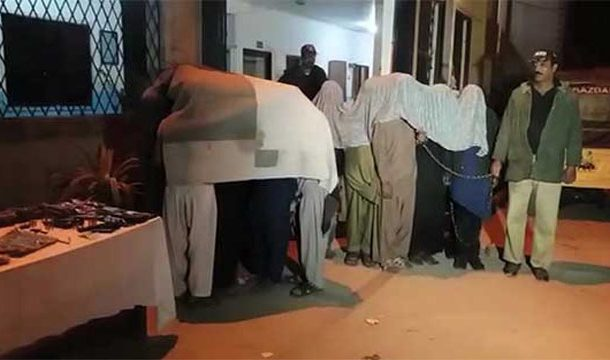 11 Suspects Arrested During Search Operation in Karachi