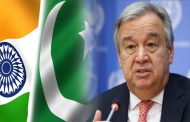 UN Chief Hopes For Meaningful Dialogue Between India, Pakistan