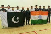 Air Chief Admires Pakistan's Victory in Asian Junior Squash Championship