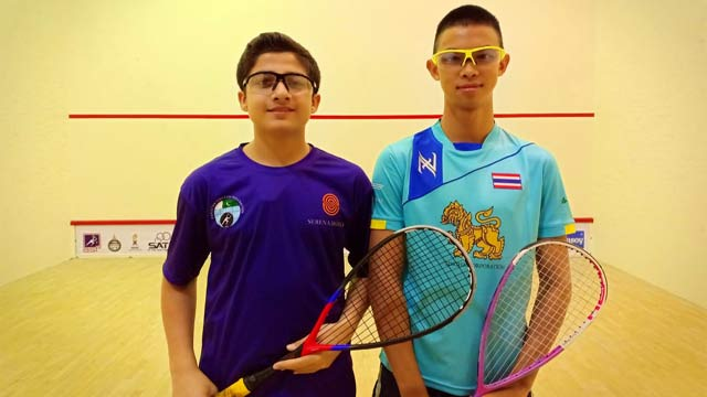 Pakistan to Play Semi-Final of  Asian Junior Squash C'Ships Today