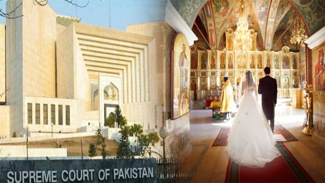 SC Orders Registration of Christian Marriages