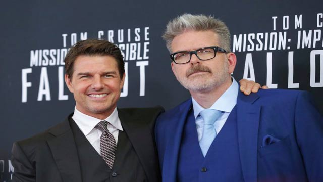 Christopher McQuarrie Coming Back With Two More 'Mission Impossible'