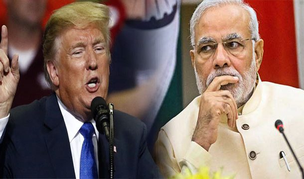 Trump Mocks Indian Prime Minister
