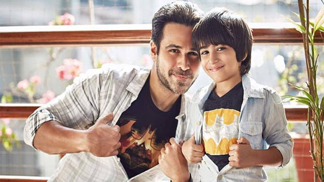 Emraan Hashmi Shares Heartfelt Post for Cancer Survivor Son