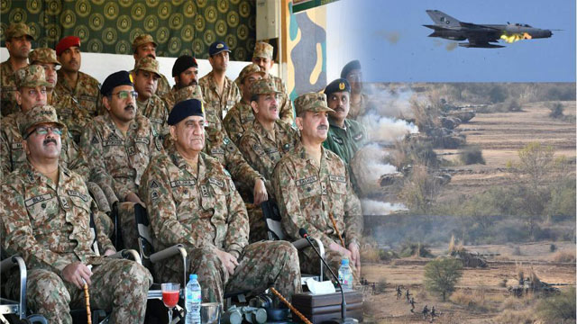 Army Fully Invested in Peace of Region: COAS