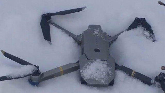 LoC: Pakistan Army Shoots Down Indian Spy Drone