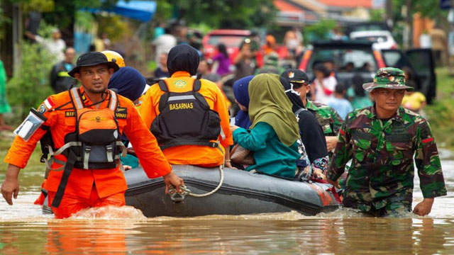 Indonesia Floods: Death Toll Rises to 59