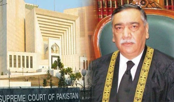 Justice Khosa to Take Charge as Chief Justice Of Pakistan