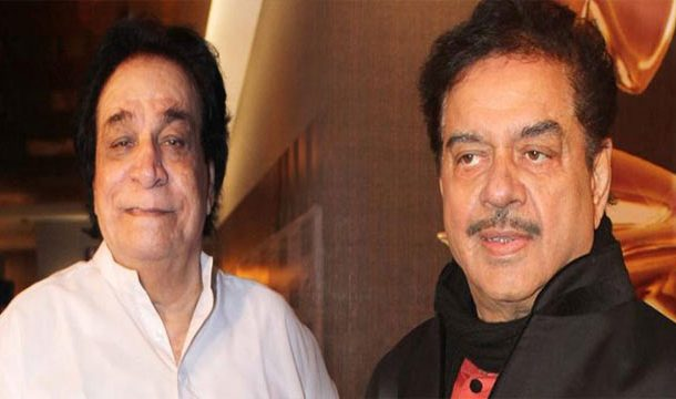 Shatrughan Sinha Pays Tribute to Kader Khan