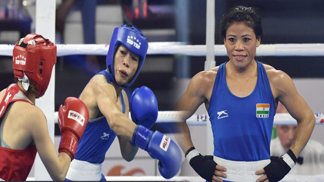 Mary Kom Becomes World's No 1 Boxer