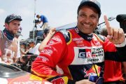 Qatari Al-Attiyah Wins World´s Toughest Rally