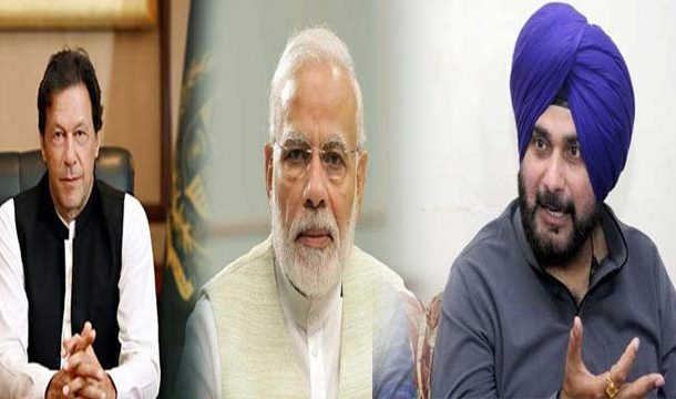 Sidhu Writes to PM Imran, Modi, for Sanctity of Kartarpur Corridor