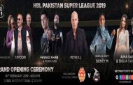 International Celebrities to Perform in Opening Ceremony of PSL