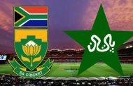 Pakistan to Face South Africa in First ODI Today