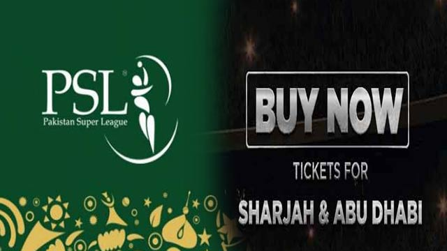 PSL 2019 Tickets Available Online