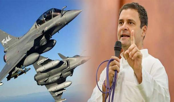 Will Investigate Rafale Deal if Congress Comes to Power: Rahul