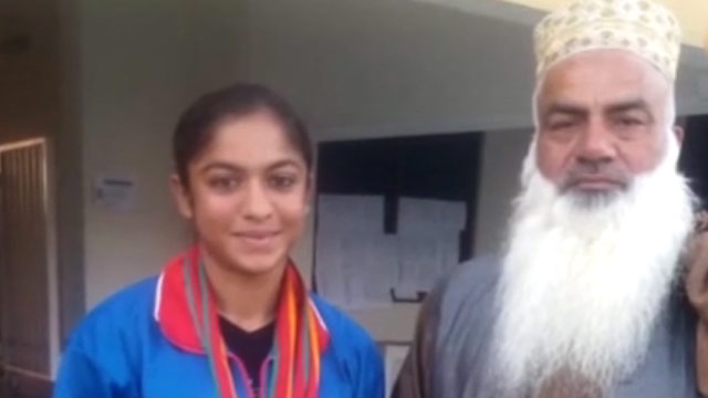 Girl Hails From Faisalabad Becomes Country's Fastest Female Athlete