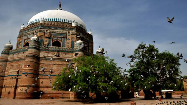705th Urs Of Shah Rukn-e-Alam Begins in Multan