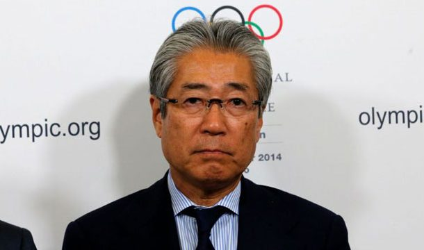 Japan Olympic Chief Denies Bribery Allegations