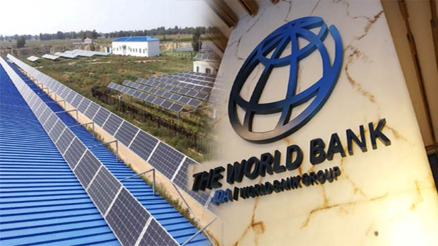 """World Bank and PTI Govt Sign on the Agreement for """"Sindh Solar Energy Project"""""""