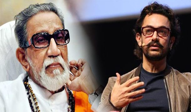 Here is What Amir Khan Thinks About Bal Thackeray