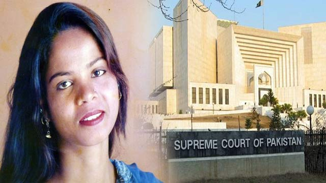Aasia Bibi's Acquittal: SC to Hear Review Petition in Next Week