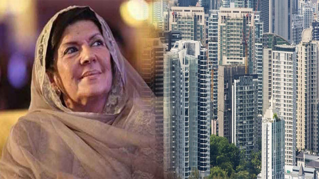 Aleema Khan Allegedly Owns Rs450 Million Undeclared US Property