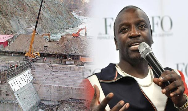 Akon Asks Pakistanis to Donate for Diamer-Bhasha Dam