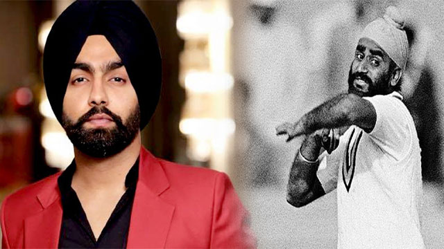 Singer Ammy Virk All Set to Play Cricketer Balwinder Singh
