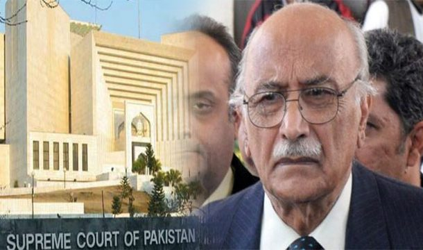 SC Decides to Continue Asghar Khan Case