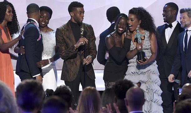 Black Panther wins Guild Awards