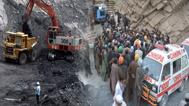 Balochistan: Poisonous Gas Kills Two Miners