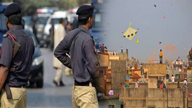 Lahore: Police Arrests 70 Persons in Crackdown Against kite Flyers