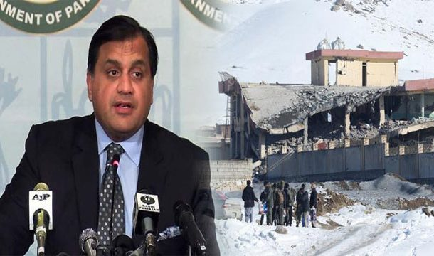 Pakistan Condemns Taliban Attack in Afghanistan