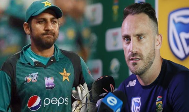 We Forgive Sarfraz: Plessis