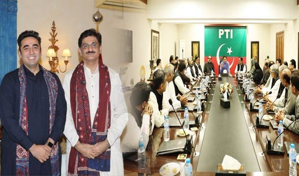 Federal Cabinet to Decide Removal of Bilawal, Shah's Names From ECL