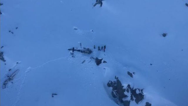 Italy: 5 killed in Helicopter-Plane Collision