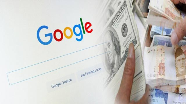 Google Currency Converter Shows Dollar Down To Rs76.25