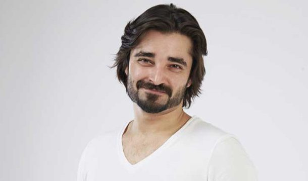 Hamza Ali Abbasi Reveals His Character in Upcoming TV Drama