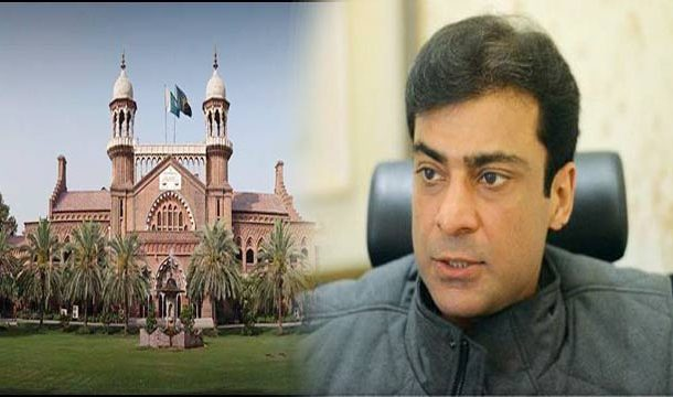 Hamza Shehbaz allowed to Travel Abroad